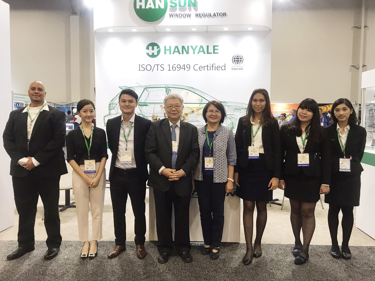 HANSUN Sales Team
