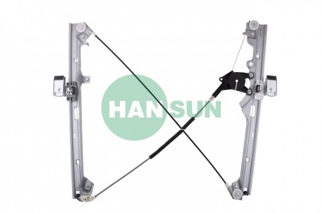 2007 Chevrolet Silverado 2500 HD Classic Cab & Chassis Front Right Power Window Regulator Assembly - For 2007 Chevrolet Silverado 2500 HD Classic Front Right Window Regulator