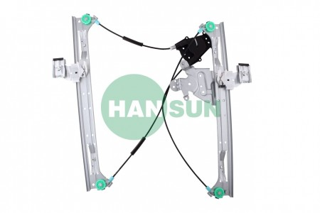 2002 Chevrolet Trailblazer Sport Utility Front Right Power Window Regulator Assembly - For 2002 Chevrolet Trailblazer Front Right Window Regulator