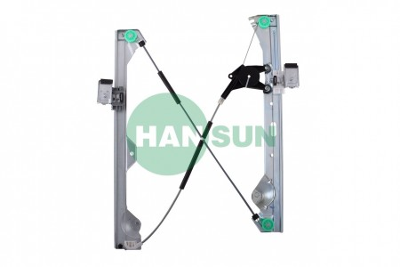 2007 Chevrolet Avalanche Crew Cab Pickup Rear Right Power Window Regulator Assembly - For 2007 Chevrolet Avalanche Rear Right Window Regulator