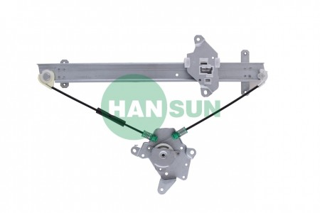 1998 Nissan Sentra Sedan Front Left Power Window Regulator Assembly - For 1998 Nissan Sentra Front Left Window Regulator