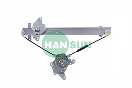 1995 Nissan Sentra Sedan Front Right Power Window Regulator Assembly - For 1995 Nissan Sentra Front Right Window Regulator