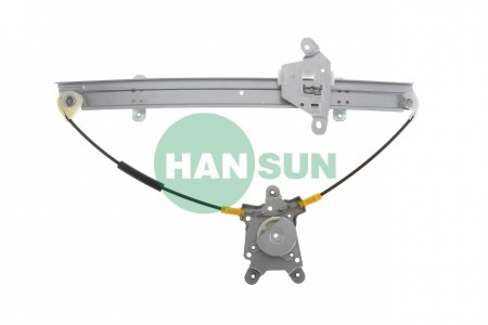 1994 Nissan Sentra Sedan Front Left Power Window Regulator Assembly - For 1994 Nissan Sentra Front Left Window Regulator