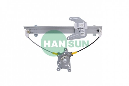 1994 Nissan Sentra Sedan Rear Left Power Window Regulator Assembly - For 1994 Nissan Sentra Rear Left Window Regulator