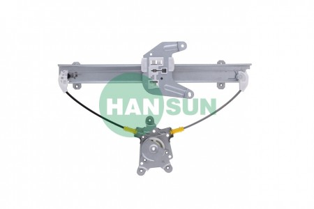 1991 Nissan Sentra Sedan Rear Right Power Window Regulator Assembly - For 1991 Nissan Sentra Rear Right Window Regulator