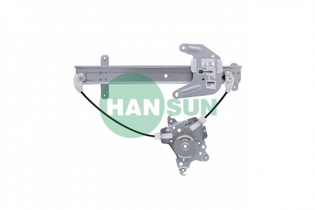 Für 99-03 Nissan Maxima 4-Türer hinten links Fenster Regulator - Für Nissan Maxima 99-03 Rear Linke Fenster Regulator
