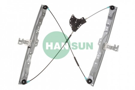 2005 Nissan Armada Sport Utility Front Left Power Window Regulator Assembly - For 2005 Nissan Armada Front Left Window Regulator