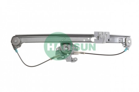 HANSUN 6650-0630 Rear Left Side Power Window Regulator Assembly without Motor - 2000-2006 BMW X5 Rear Left Side Power Window Regulator Assembly without Motor