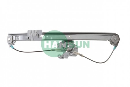 HANSUN 6650-0640 Rear Right Side Power Window Regulator Assembly without Motor - 2000-2006 BMW X5 Rear Right Side Power Window Regulator Assembly without Motor