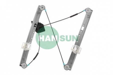 2004 BMW X3 Sport Utility Front Left Power Window Regulator Assembly - For 2004 BMW X3 Front Left Window Regulator