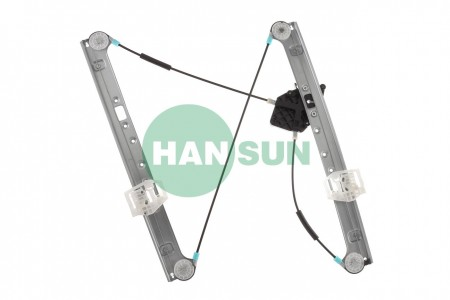 2004 BMW X3 Sport Utility Front Right Power Window Regulator Assembly - For 2004 BMW X3 Front Right Window Regulator