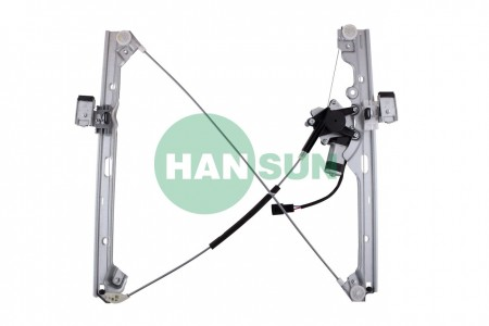 2014 Chevrolet Suburban Sport Utility Front Right Power Window Motor and Regulator Assembly - For 2014 Chevrolet Suburban Front Right Window Regulator