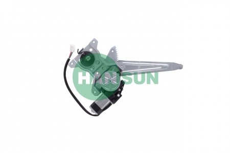 Pro 88-92 Toyota Corolla 4-Door Zadní pravý Window Regulator - Pro Toyota Corolla 88-92 Rear Window Left Regulator