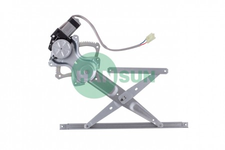 2012 Toyota Prius Plug-In Hatchback Front Right Power Window Motor and Regulator Assembly - For 2012 Toyota Prius Plug-In Front Right Window Regulator