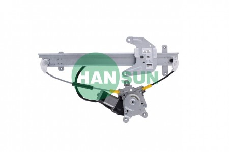 Für 95-99 Nissan Sentra 4-Türer hinten links Fenster Regulator - Für Nissan Sentra 95-99 Rear Linke Fenster Regulator