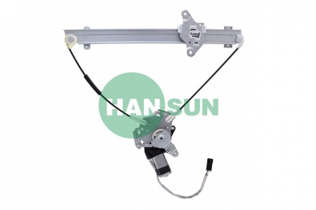 Für 89-90 Nissan Sentra 4-Türer vorne links Fenster Regulator - Für Nissan Sentra 89-90 vorne links Fenster Regulator
