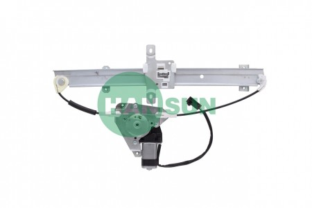Für 89-90 Nissan Sentra 4-Türer hinten links Fenster Regulator - Für Nissan Sentra 89-90 Rear Linke Fenster Regulator