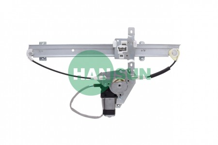 Für 89-90 Nissan Sentra 4-Tür hinten rechts Fenster Regulator - Für Nissan Sentra 89-90 Rear Right Window Regulator