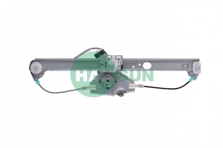 HANSUN 8850-0632 Rear Left Side Power Window Motor and Regulator Assembly - 2000-2006 BMW X5 Rear Left Side Power Window Motor and Regulator Assembly