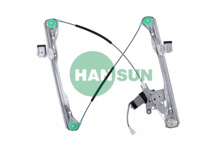 For 1998→ Land Rover Freelander 2/4-Door Front Left Window Regulator - For Land Rover Freelander 1998→  Front Left Window Regulator
