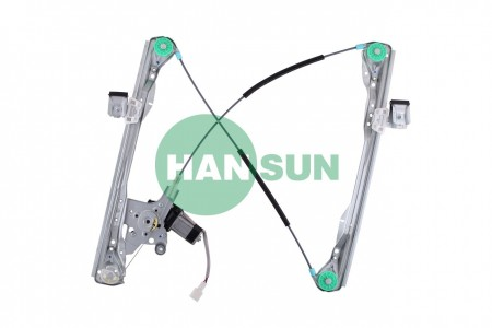 For 1998→ Land Rover Freelander 2/4-Door Front Right Window Regulator - For Land Rover Freelander 1998→  Front Right Window Regulator