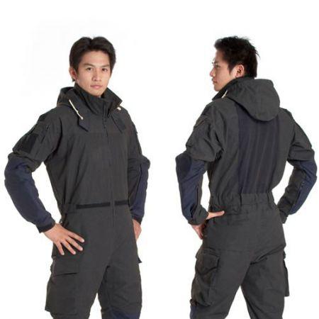 SUPER ARMOR®เสื้อผ้าทนไฟ / ชุดทำงาน