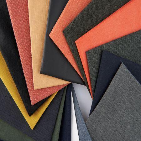 KANOX® & MAZIC® Inherently Flame Retardant Fabric