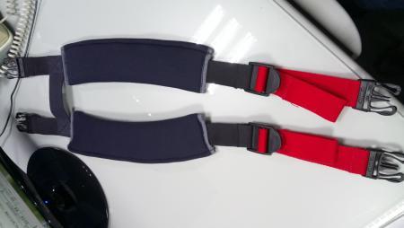 Fire Resistant Suspender