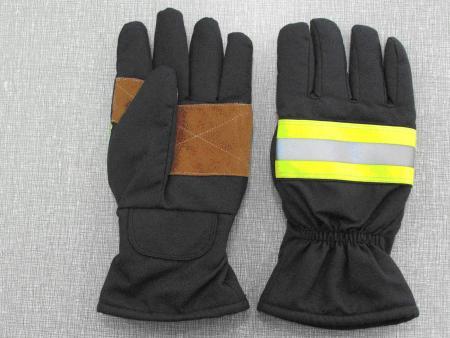 Γάντια πυρόσβεσης