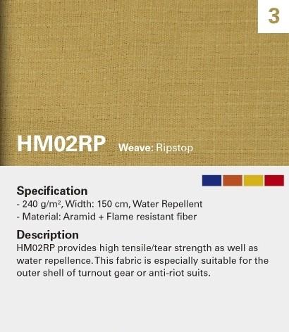 Εξωτερικό περίβλημα Ripstop, καλή αντοχή στο χρώμα και ανθεκτικό στη φωτιά