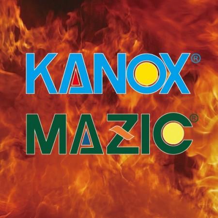 KANOX® & MAZIC® 防火布