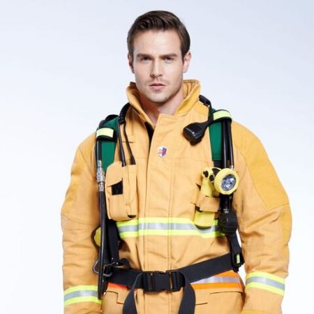 SUPER ARMOR® Structural Turnout Gear (Firefighter Clothing)