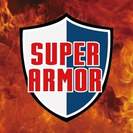 SUPER ARMOR 超級戰甲 室內消防衣