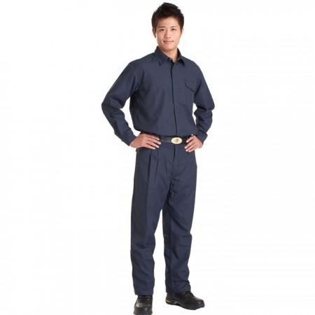 Inherently Flame Retardant Industrial Workwear