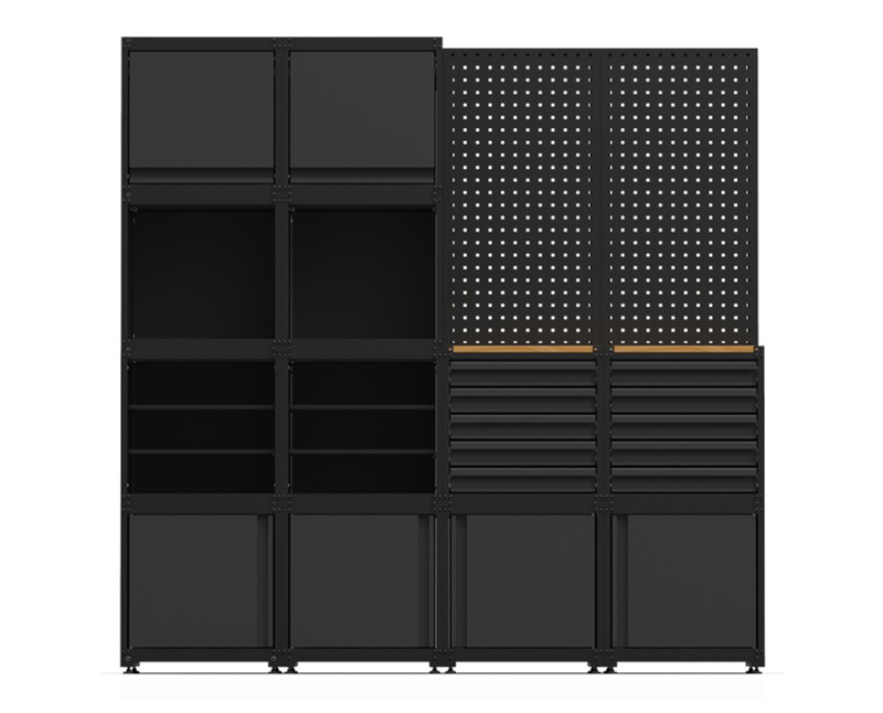 Consumable Rack System - Standard Combo of Consumable Rack System.