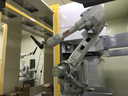 WAGNER Automatic Coating Robotic Equipment