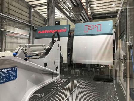 Salvagnini Automatic Bending Centers