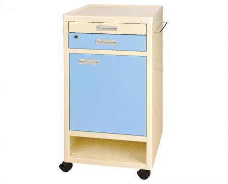 Bedside Cabinets - Provides spacious and practical storage that allows patients to store personal items.
