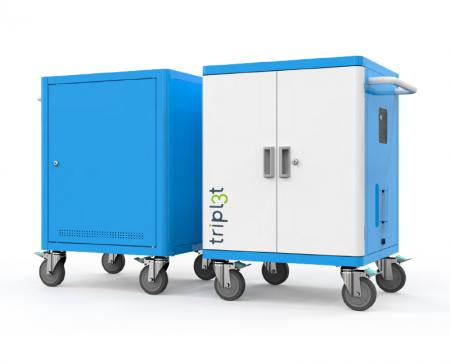 Charging Cart for School Education Equipment - Charging Trolley Series.