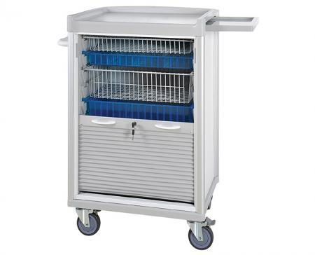 Medical Transport Carts - Helpful for hospital staff to utilize in transporting medical tools or facilities.