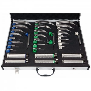 Laryngoscope Metal - Single Use