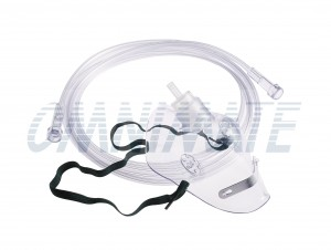 Oxygen Mask - Adult (with Tubing) - Oxygen Mask - Adult (with Tubing)