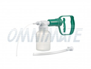 Suction unit can prevent pulmonary aspiration, which can lead to lung infections.