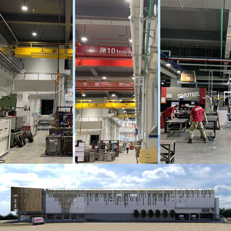 Nhà máy sản xuất & Nhà máy du lịch