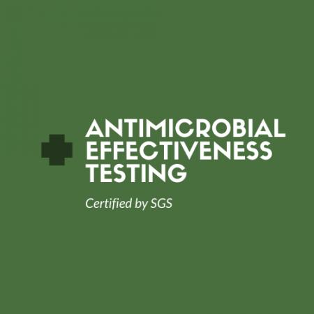 Kiểm tra hiệu quả kháng khuẩn