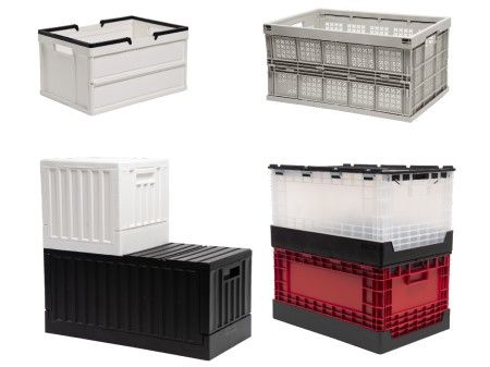 livinbox Collapsible Crate