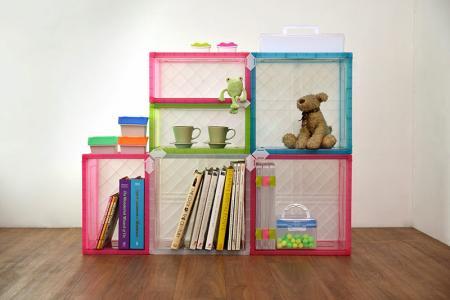 Cubbies and Storage Cubes - Cubbies and Storage Cubes, Stackable Cubes