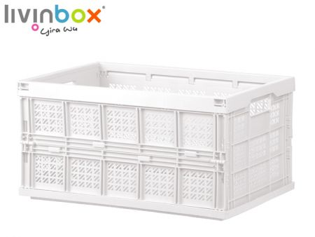 44L Collapsible Storage Basket