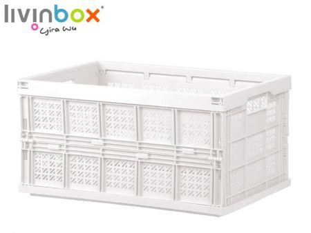 44L Collapsible Storage Basket - 44L Collapsible Storage Basket