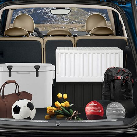 45L collapsible storage container